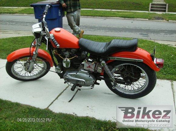 1975 Harley-Davidson XLCH 1000 Sportster