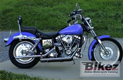 1976 Harley-Davidson FXE 1200 Super Glide photo