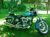 1976 Harley-Davidson FX 1200 photo