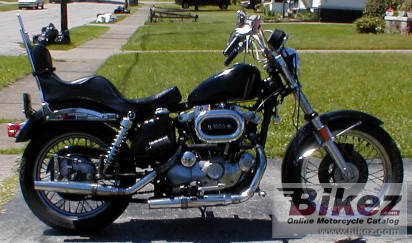Big nymous user. xlch 1000 sportster picture and wallpaper from Bikez.com