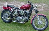 1976 Harley-Davidson XLH 1000 Sportster photo