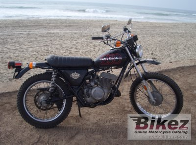1976 Harley-Davidson SX 250 photo