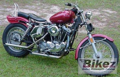 1976 Harley-Davidson XLH 1000 Sportster