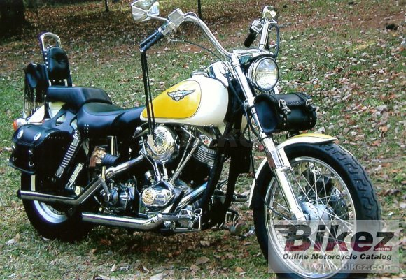 1977 Harley-Davidson FXE 1200 Super Glide photo