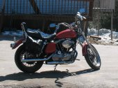 1977 Harley-Davidson XLH 1000 Sportster photo