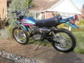 1977 Harley-Davidson SXT 125 photo