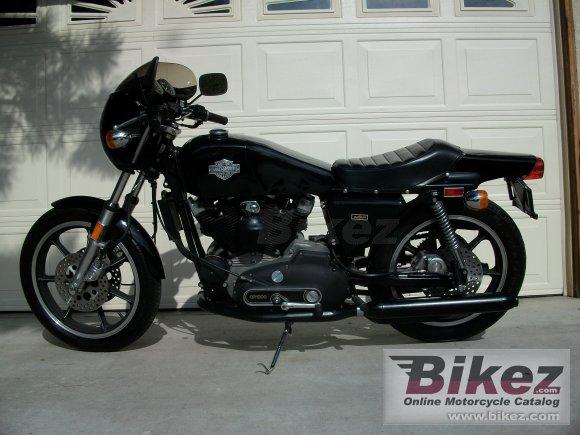 1977 Harley-Davidson XLCR 1000 Cafe Racer