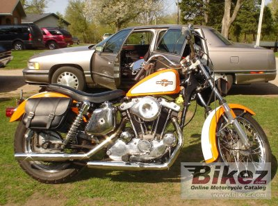 1977 Harley Davidson Xlch 1000 Sportster Specifications Pictures