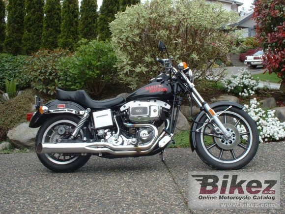 1978 Harley-Davidson FXS 1200 Low Rider photo