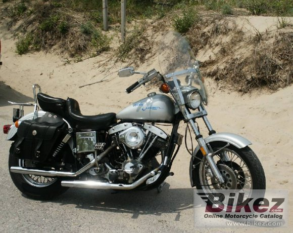1978 Harley-Davidson FXE 1200 Super Glide photo