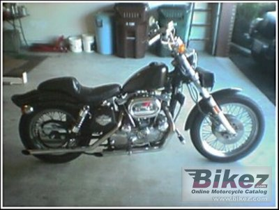 1978 Harley-Davidson XLH 1000 Sportster photo