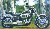 1979 Harley-Davidson FXS 1200 Low Rider photo