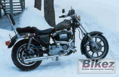 1979 Harley-Davidson XLS 1000 Roadster photo