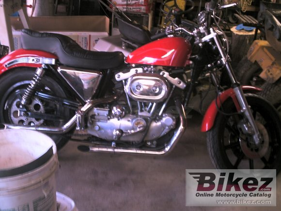 1979 Harley-Davidson XLH 1000 Sportster photo