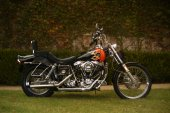 1980 Harley-Davidson FXWG 1340 Wide Glide photo
