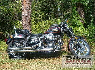 1980 Harley-Davidson FXS 1340 Low Rider photo