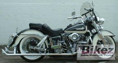 1980 Harley-Davidson FLH 1340 Electra Glide specifications