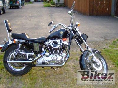 1980 Harley-Davidson XLH 1000 Sportster