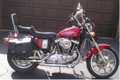 1981 Harley-Davidson XLH 1000 Sportster photo