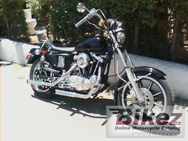 Big nymous user. xls 1000 roadster picture and wallpaper from Bikez.com