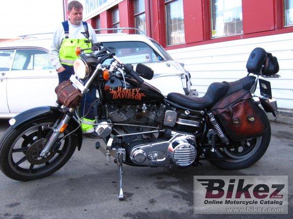 1981 Harley Davidson FXS 1340 Low Rider