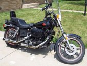 1981 Harley-Davidson FXB 1340 Sturgis photo