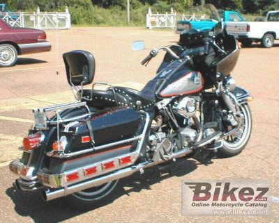 1981 Harley-Davidson FLT 1340 Tour Glide photo