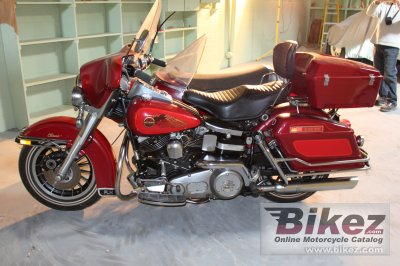 1981 Harley-Davidson FLHC 1340 EIectra Glide Classic (with sidecar)