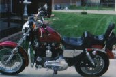 1982 Harley-Davidson XLH 1000 Sportster photo