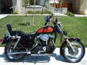 1982 Harley-Davidson XLS 1000 Roadster photo