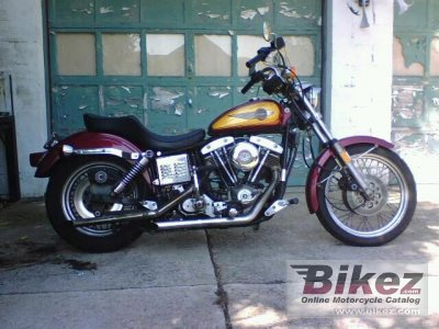 1982 Harley-Davidson FXE 1340 Super Glide photo