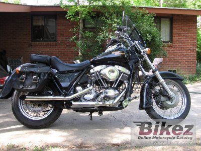 1982 Harley-Davidson FXR 1340 Super Glide II photo