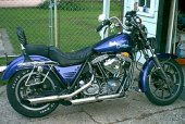 1982 Harley-Davidson FXRS 1340 Super Glide II photo