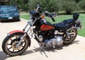 1982 Harley-Davidson FXSB 1340 Low Rider photo