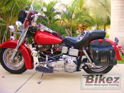 1982 Harley-Davidson FLHTC 1340 Electra Glide Classic