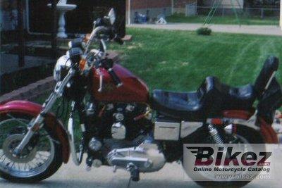 1982 Harley-Davidson XLH 1000 Sportster