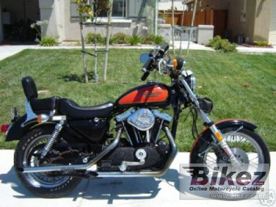 1982 Harley-Davidson XLS 1000 Roadster specifications and pictures