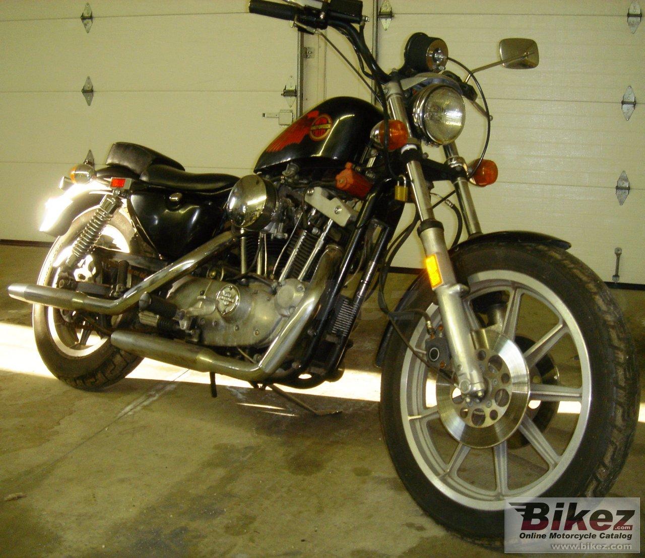 Harley Davidson Xlx