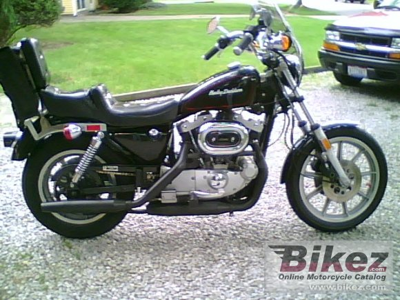 1983 Harley Davidson Xls Pictures to Pin on Pinterest