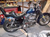 1983 Harley-Davidson XLH 1000 Sportster photo