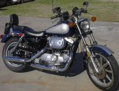 1983 Harley-Davidson XLS 1000 Roadster photo