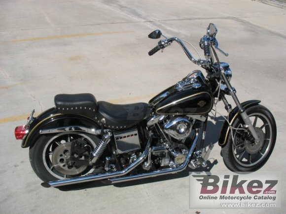 1983 Harley-Davidson FXSB 1340 Low Rider photo