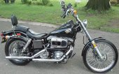 1983 Harley-Davidson FXWG 1340 Wide Glide photo