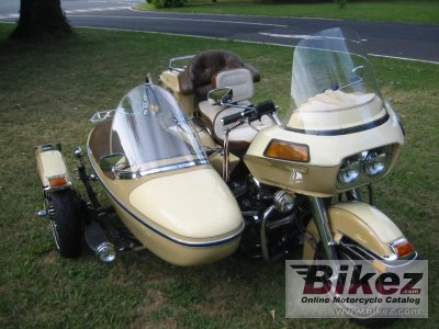 1983 Harley-Davidson FLHTC 1340 (with sidecar) photo