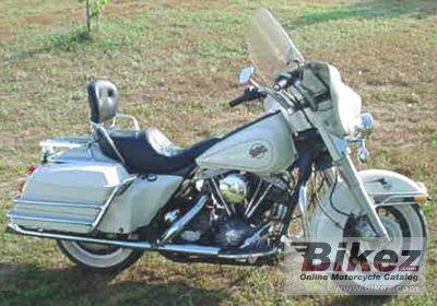 1983 Harley-Davidson FLHTC 1340 Electra Glide Classic