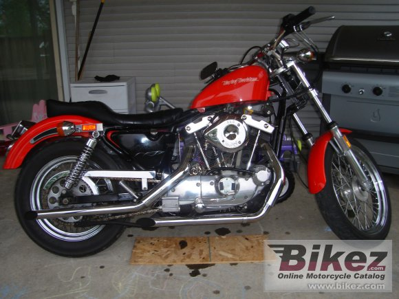 1984 Harley-Davidson XLH 1000 Sportster photo