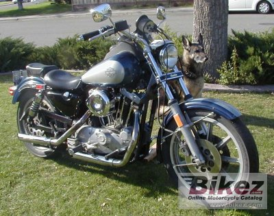 1984 Harley-Davidson XLS 1000 Roadster photo