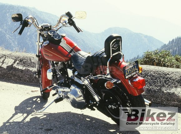 1984 Harley-Davidson FXSB 1340 Low Rider photo