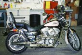 1984 Harley-Davidson FXRS 1340 Low Glide photo