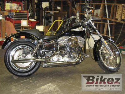 1984 Harley-Davidson FXEF 1340 Fat Bob photo